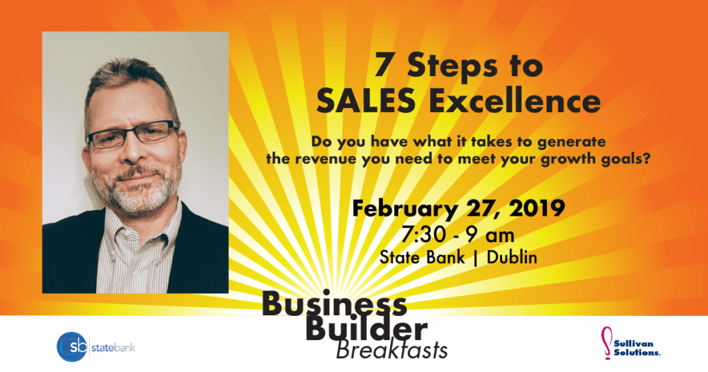 7-STEPS-FOR-SALES-EXCELLENCE-BRENT-LONG