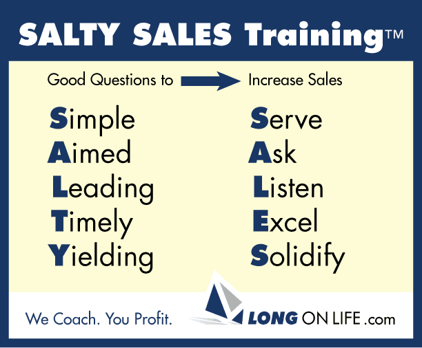 Recap: SALTY SALES Training™ from Brent Long