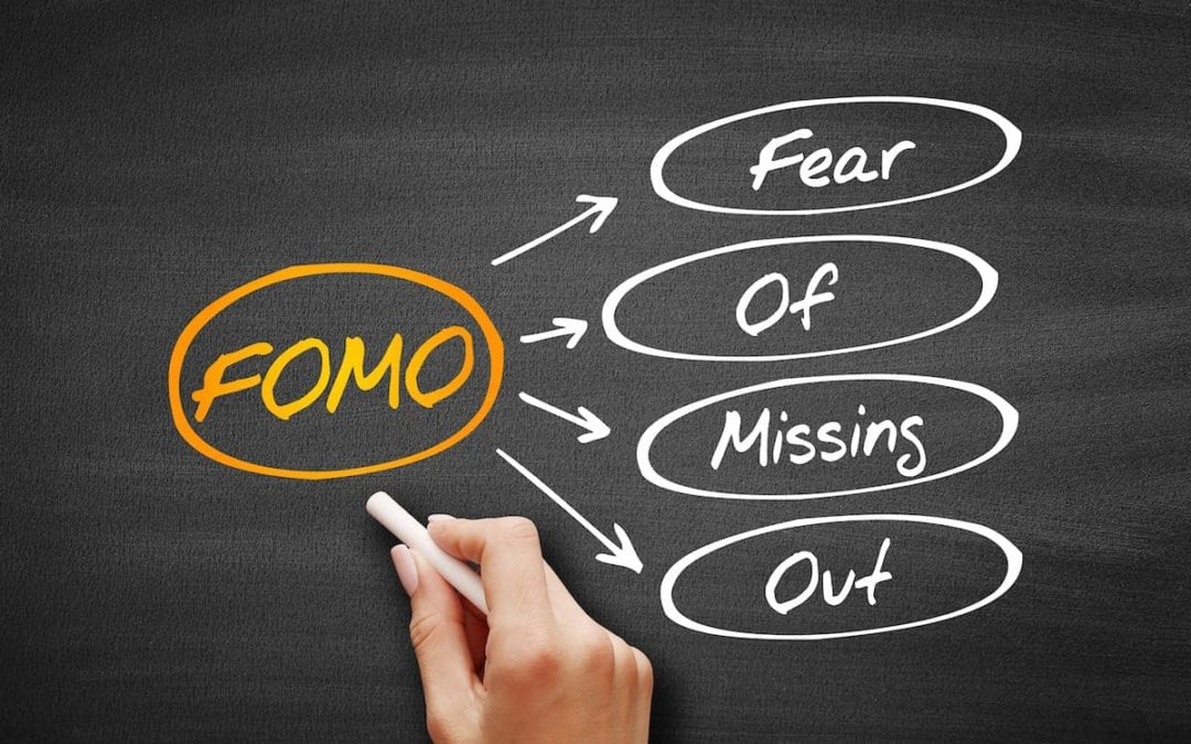 FOMO Because YOLO? FOMO's Effect on Business