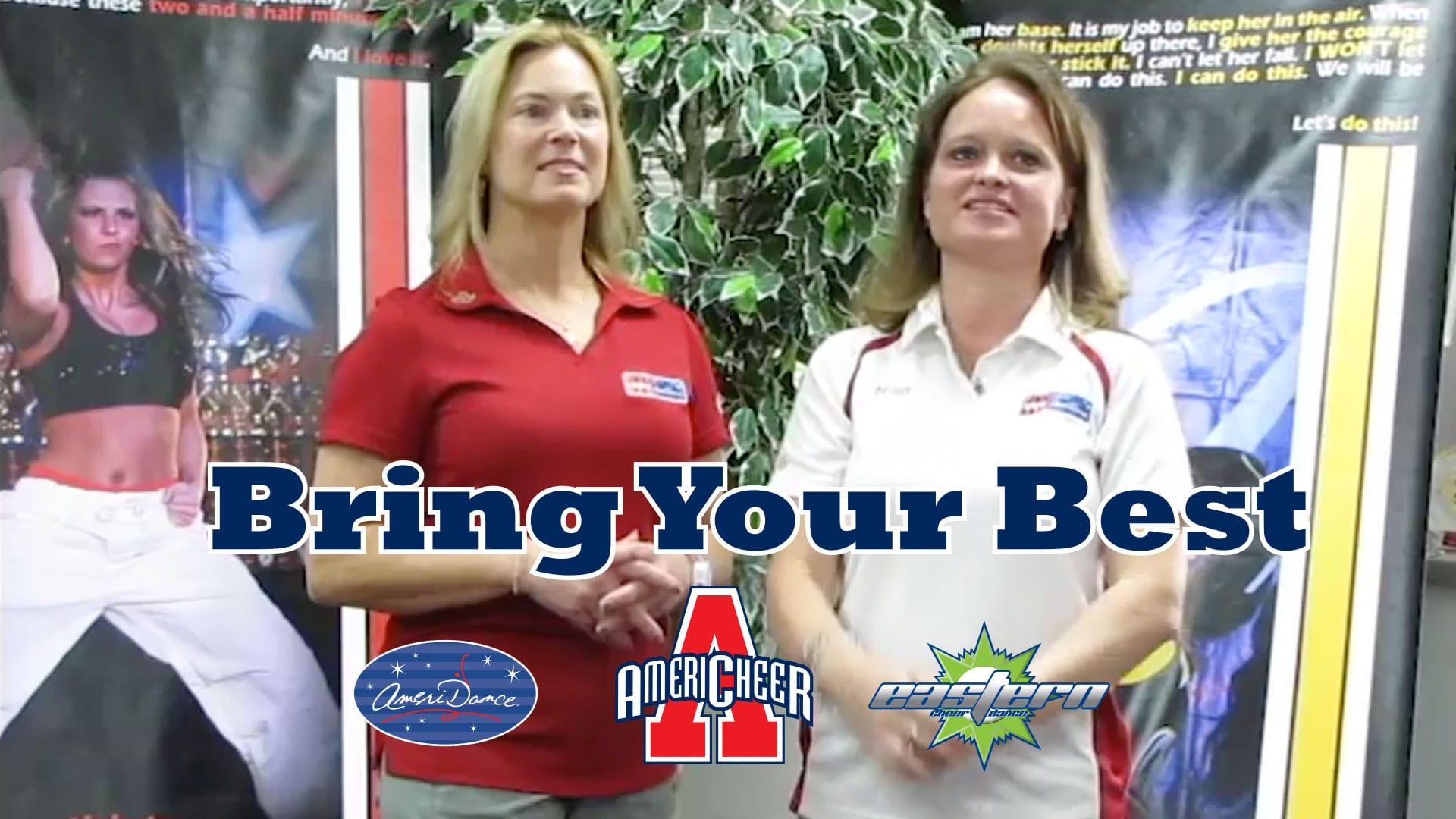 Bring Your Best - AmeriCheer