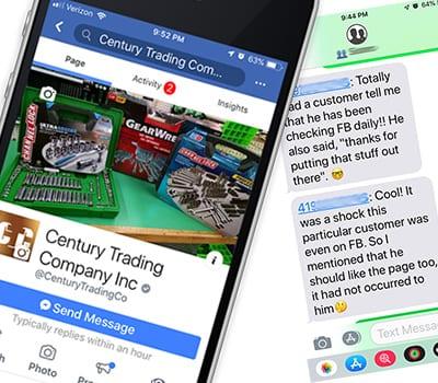 Century social media 1